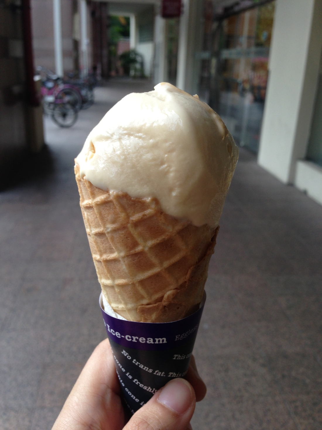 Earl Grey and Fig Ice-Cream
