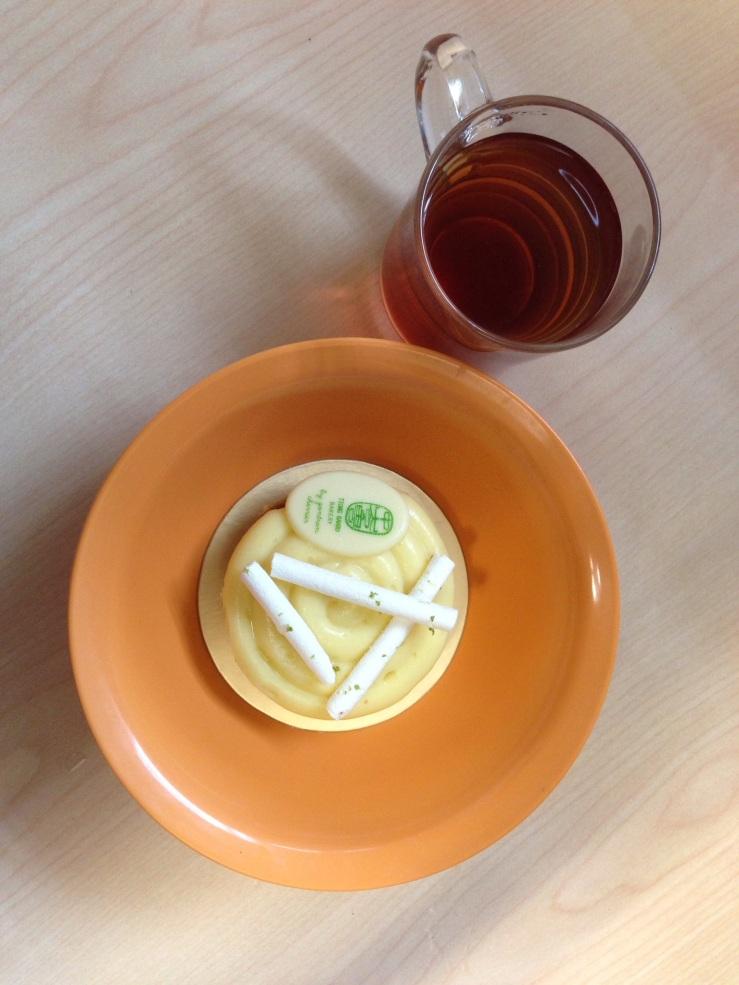 Tiong Bahru Bakery Lemon Calamansi Tart