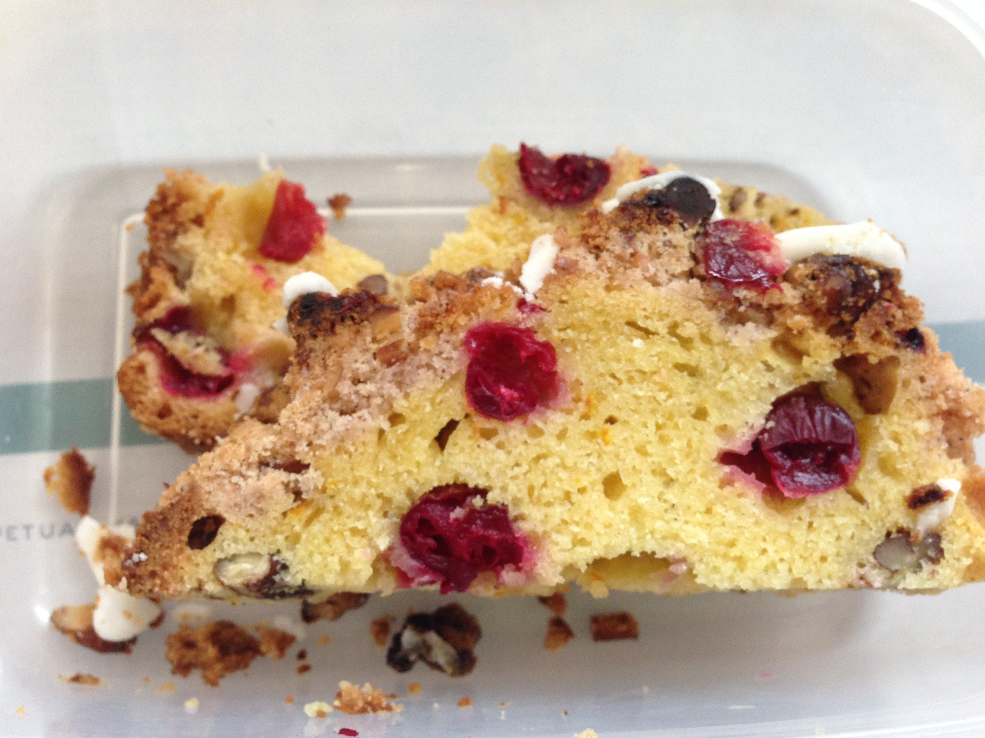 ... cranberry glazed orange layer cake cranberry orange pecan coffee cake