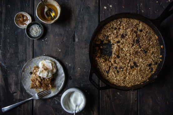Inspiring oatmeal raisin cookie baked oatmeal