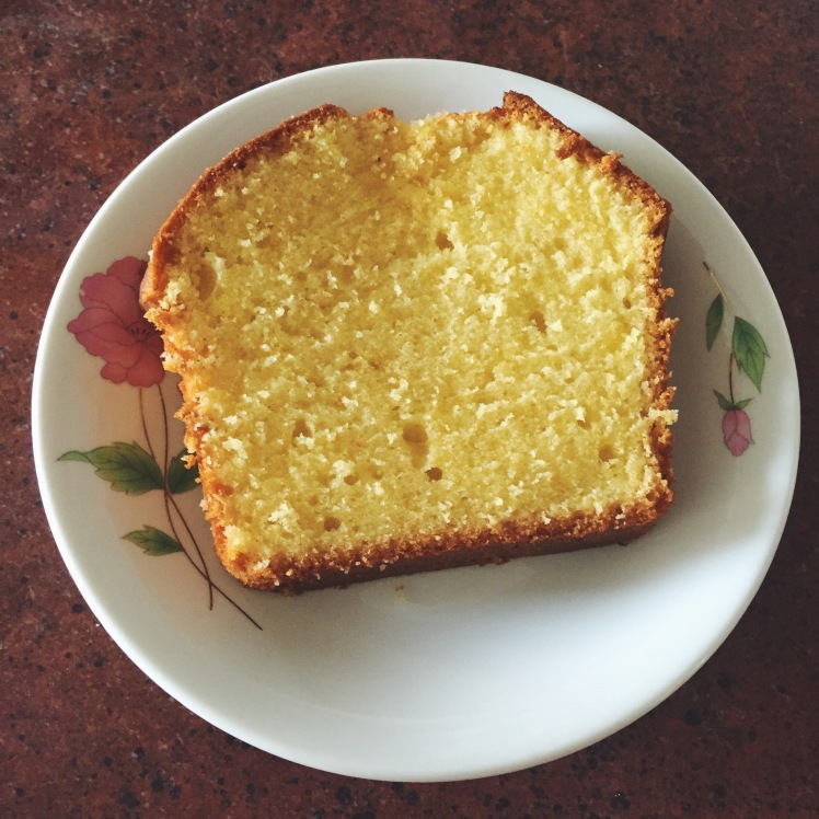 A slice of buttery goodness