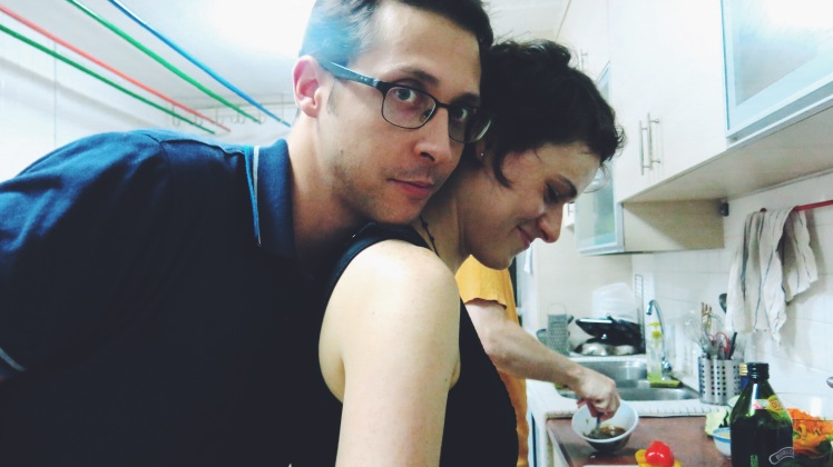 Dimitri and Gwen <3